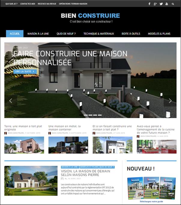 Site - Bien Construire
