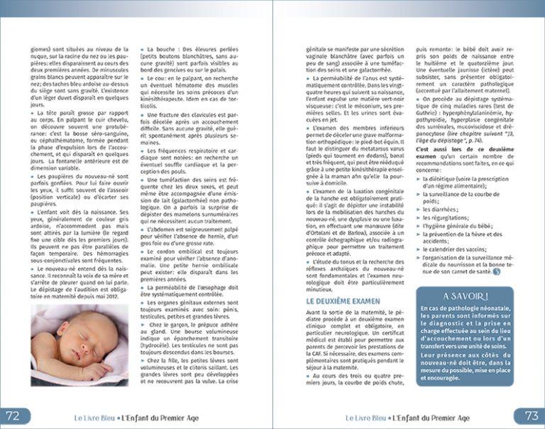 Le Livre Bleu – édition 2020