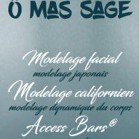 marque-page O Mas Sage